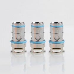 Authentic Aspire Odan Mesh Coil for Aspire Odan / Odan Mini Sub Ohm Tank - Silver, 0.3ohm (35~45W) (3 PCS)