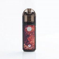 [Ships from HongKong 2] Authentic Lost Vape Lyra 1000mAh 20W Pod System Starter Kit - Black Lava, Resin, 2ml, 1.4ohm