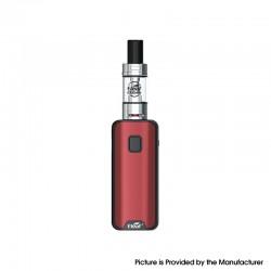 Authentic Eleaf iStick Amnis 2 1100mAh Box Mod Battery w/ GS Drive Tank Kit - Red, 1.8ml / 3ml, 0.6ohm / 1.6ohm