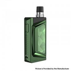 Authentic Wismec PREVA 1050mAh Box Mod Battery Starter Kit w/ Pod Cartridge - Green, 2ml, 0.2~1.7ohm (Pod Version)