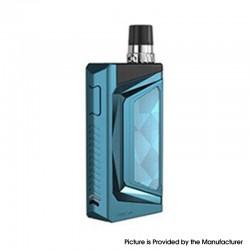 Authentic Wismec PREVA 1050mAh Box Mod Battery Starter Kit w/ Pod Cartridge - Blue, 2ml, 0.2~1.7ohm (Pod Version)