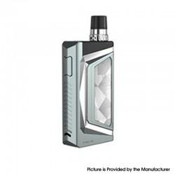 Authentic Wismec PREVA 1050mAh Box Mod Battery Starter Kit w/ Pod Cartridge - Silver Gray, 2ml, 0.2~1.7ohm (Pod Version)