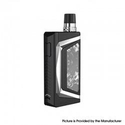 Authentic Wismec PREVA 1050mAh Box Mod Battery Starter Kit w/ Pod Cartridge - Black, 2ml, 0.2~1.7ohm (Pod Version)