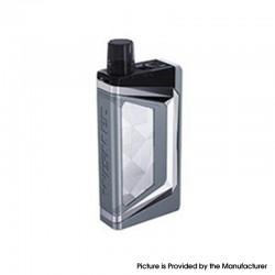 Authentic Wismec PREVA 1050mAh Box Mod Battery Starter Kit w/ Pod Cartridge - Silver Gray, 3ml, 0.2~1.7ohm (Standard Version)