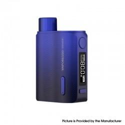 Authentic Vaporesso SWAG II 2 80W Variable Wattage Box Mod - Blue, 5~80W, 0.03~5.0ohm, 1 x 18650