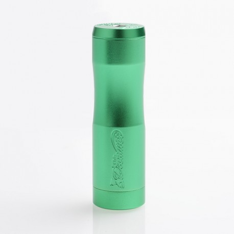 Authentic Timesvape Dreamer Hybrid Mechanical Mech Mod - Green, Aluminum, 1 x 18650 / 20700 / 21700