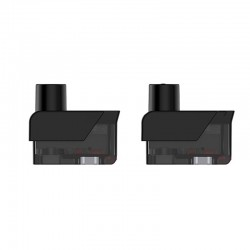 Authentic SMOKTech SMOK Fetch Mini Pod System Replacement Empty RPM Pod Cartridge - Black, 3.7ml (2 PCS) (Standard Edition)