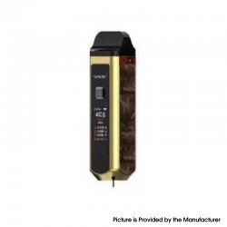 Authentic SMOKTech SMOK RPM40 40W 1500mAh VW Mod Pod System Starter Kit - PET Gold Camouflage, 1~40W, 0.4ohm / 0.6ohm