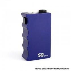 Authentic Dovpo Topside SQ Squonk BF Mechanical Box Mod - Blue, Aluminium, 12.5ml
