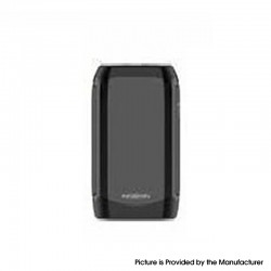Authentic Innokin Proton Mini Ajax 120W 3400mAh TC VW Box Mod - Black, Zinc Alloy, 0.1~3.5ohm, 6~120W