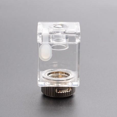 Authentic ThinkVape ZETA AIO Pod Kit Pod Cartridge - PCTG, 3ml, 0.5ohm Mesh Coil / 1.0ohm Regular DC Coil (Standard Editon)