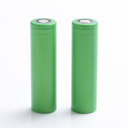 [Ships from Battery Warehouse] Authentic Sony VTC6 3000mAh 30A 18650 Rechargeable Lithium Battery for Mod / Mod Kit - (2 PCS)