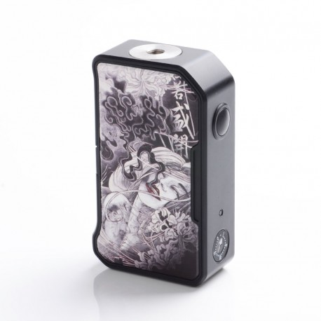 Authentic Dovpo MVV M VV II 280W VV Variable Voltage Box Mod - Spirit, PC + Zinc Alloy, 1~8V, 2 x 18650