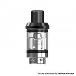 Authentic Artery Nugget AIO Pod Kit Replacement Cartridge for HP 0.4ohm Mesh Coil - Black + Transparent, 2ml, Standard Edition