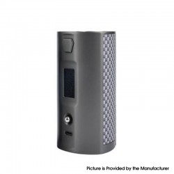 Authentic Pioneer4You IPV Revo YIHI Chip 200W TC VW Box Mod - Gunmetal, 5~200W, 2 x 18650