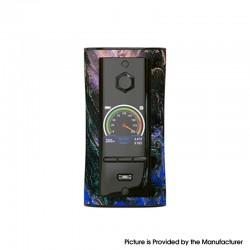 Authentic Pioneer4You IPV V-IT 200W TC VW Variable Wattage Box Mod with YIHI SX540 Chip - Galaxy, 5~200W, 2 x 21700
