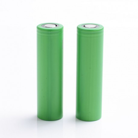 [Ships from Battery Warehouse] Authentic Sony VTC5 2600mAh 30A 18650 Rechargeable Lithium Battery for Mod / Mod Kit - (2 PCS)