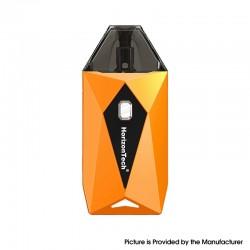 Authentic HorizonTech Adamats 930mAh Pod System Vape Starter Kit - Fluorescent Orange, Metal + Plastic, 0.6 / 1.0ohm, 2ml /3.5ml