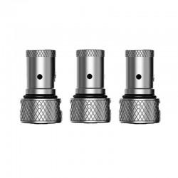Authentic Hellvape GRIMM Pod / Pod Kit Repalcement H3-02 Regular Coil Head - Silver, 1.2ohm (3 PCS)
