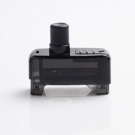 Authentic Hellvape GRIMM Pod Kit Repalcement Pod Cartridge - Black, PCTG, 3ml