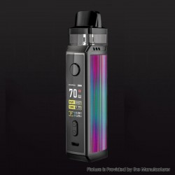 [Ships from HongKong] Authentic Voopoo VINCI X VW Box Mod Pod System Starter Kit - Aurora, 5.5ml, 0.3ohm/0.6ohm, 5~70W, 1x 18650