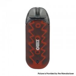 Authentic Vaporesso Renova Zero 650mAh AIO Pod System Vape Starter Kit - Fireball, Zinc Alloy + PCTG, 2ml, 1.0ohm