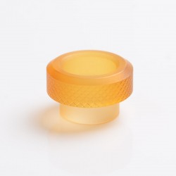 Authentic Reewape AS274 Replacement 810 Drip Tip for 528 Goon / Reload / Battle RDA - Brown, Resin, 11mm
