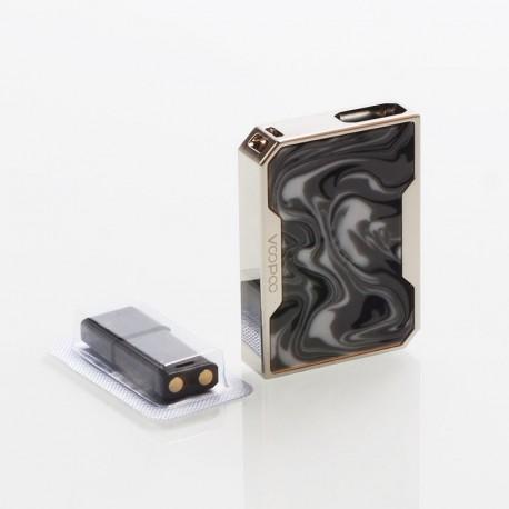 Authentic Voopoo Drag Nano 750mAh Pod System Vape Starter Kit - Ink, 1.0ml, 1.8ohm