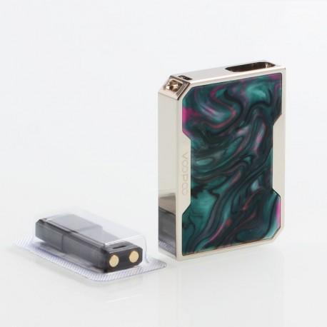 Authentic Voopoo Drag Nano 750mAh Pod System Vape Starter Kit - Aurora, 1.0ml, 1.8ohm