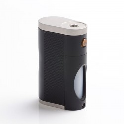Hellfire Venom X Style Squonk Mechanical Box Mod - Black, 7ml, 1 x 18650 / 20700