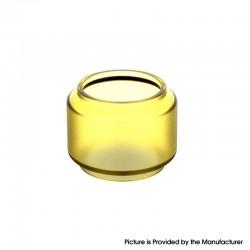 Authentic Dovpo Blotto RTA Vape Atomizer Replacement Bubble Tank Tube - Brown, PEI, 6ml
