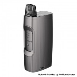 Authentic Uwell MarsuPod PCC 1000mAh Pod System Vape Starter Kit - Gray, 1.3ml, 1.2ohm