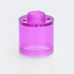 Replacement Top Cap Tank Tube Sleeve for Pico V2 Style RTA Vape Atomizer - Purple, PC
