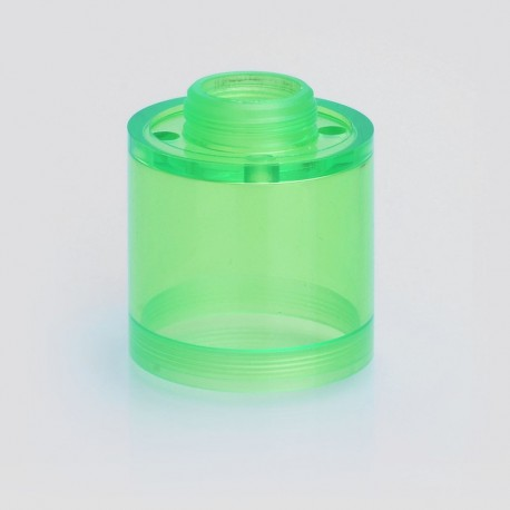 Replacement Top Cap Tank Tube Sleeve for Pico V2 Style RTA Vape Atomizer - Green, PC