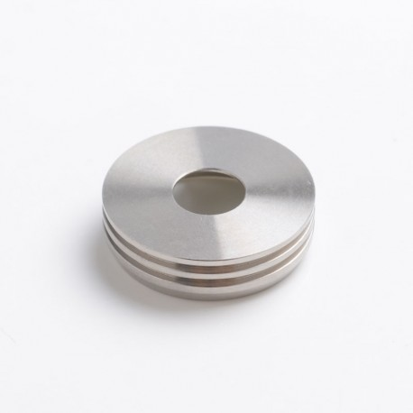 Replacement Decorative Beauty Ring - Silver, 316 Stainless Steel, 22mm Inner Diameter, 25mm Outer Diameter