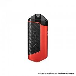 Authentic Hcigar KRIS 650mAh Refillable Pod System Vape Starter Kit - Red, Zinc Alloy + Leather, 2.0ml, 1.8ohm