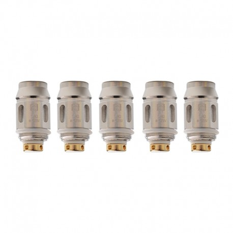 Authentic OBS Replacement NX Coil Head for Alter Pod Kit - Silver, 1.4ohm (5 PCS)