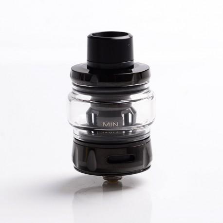 Authentic Uwell Nunchaku 2 Sub Ohm Tank Clearomizer - Black, Stainless Steel + Pyrex Glass, 5ml, 0.2ohm / 0.14ohm, 29mm Diameter