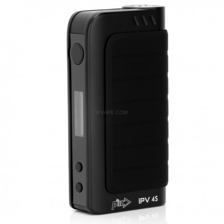 Authentic Pioneer4you IPV 4S 120W Temperature Control VW Variable Wattage Box Mod - Black, 10~120W, 2 x 18650