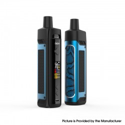 Authentic IJOY Jupiter 70W VW Box Mod Pod System Vape Starter Kit - Blue, 0.2ohm / 0.6ohm, 5~70W, 1 x 18650