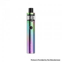Authentic VOOPOO PnP 22 AIO 50W 2000mAh Pen Vape Starter Kit - Rainbow, Stainless Steel, 2ml, 0.3ohm (Standard Version)