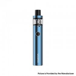 Authentic VOOPOO PnP 22 AIO 50W 2000mAh Pen Vape Starter Kit - Blue, Stainless Steel, 2ml, 0.3ohm (Standard Version)