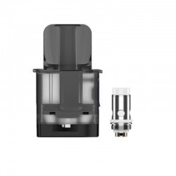 Authentic Innokin Podin Mini Pod Kit Replacement Cartridge w/ 1.3ohm Coil - Black, 2ml