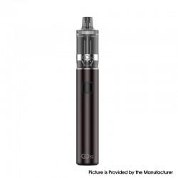Authentic Innokin GO S 13W 1500mAh Vape Pen Starter Kit w/ MTL Tank Atomizer - Gunmetal, Stainless Steel, 2.0ml, 1.6ohm
