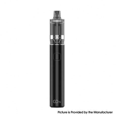 Authentic Innokin GO S 13W 1500mAh Vape Pen Starter Kit w/ MTL Tank Atomizer - Black, Stainless Steel, 2.0ml, 1.6ohm