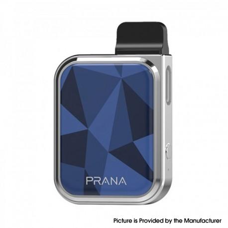 Authentic Lost Vape Prana 12W 500mAh Pod System Vape Starter Kit - Gem Blue, Zinc Alloy, 1.0ml, 1.0ohm