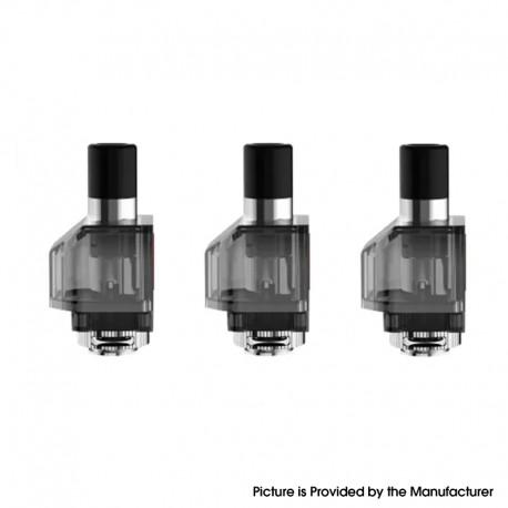 Authentic SMOKTech SMOK Fetch Pro 80W Pod Vape Kit Replacement Empty RPM Cartridge w/o Coils - Black, 4.3ml (3 PCS)