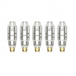 Authentic Syiko Galax Pod System Replacement MTL Regular Coil Head - 1.2ohm (25W) (5 PCS)