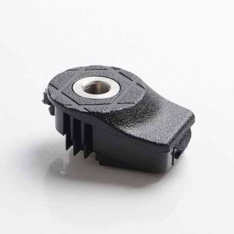 Authentic Reewape RUOK 510 Thread Adapter Connector for GeekVape Aegis Boost Pod System Vape Kit - Black