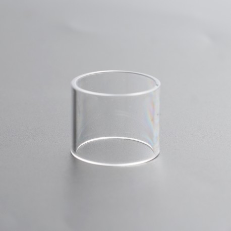 Authentic OFRF nexMESH Sub-Ohm Tank Replacement 4ml Glass Tube - Transparent, Glass, 25mm Diameter
